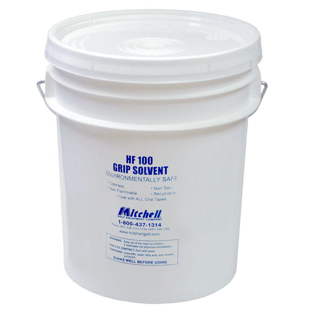 mitc golf hf 100 grip solvent 5 gallon pail