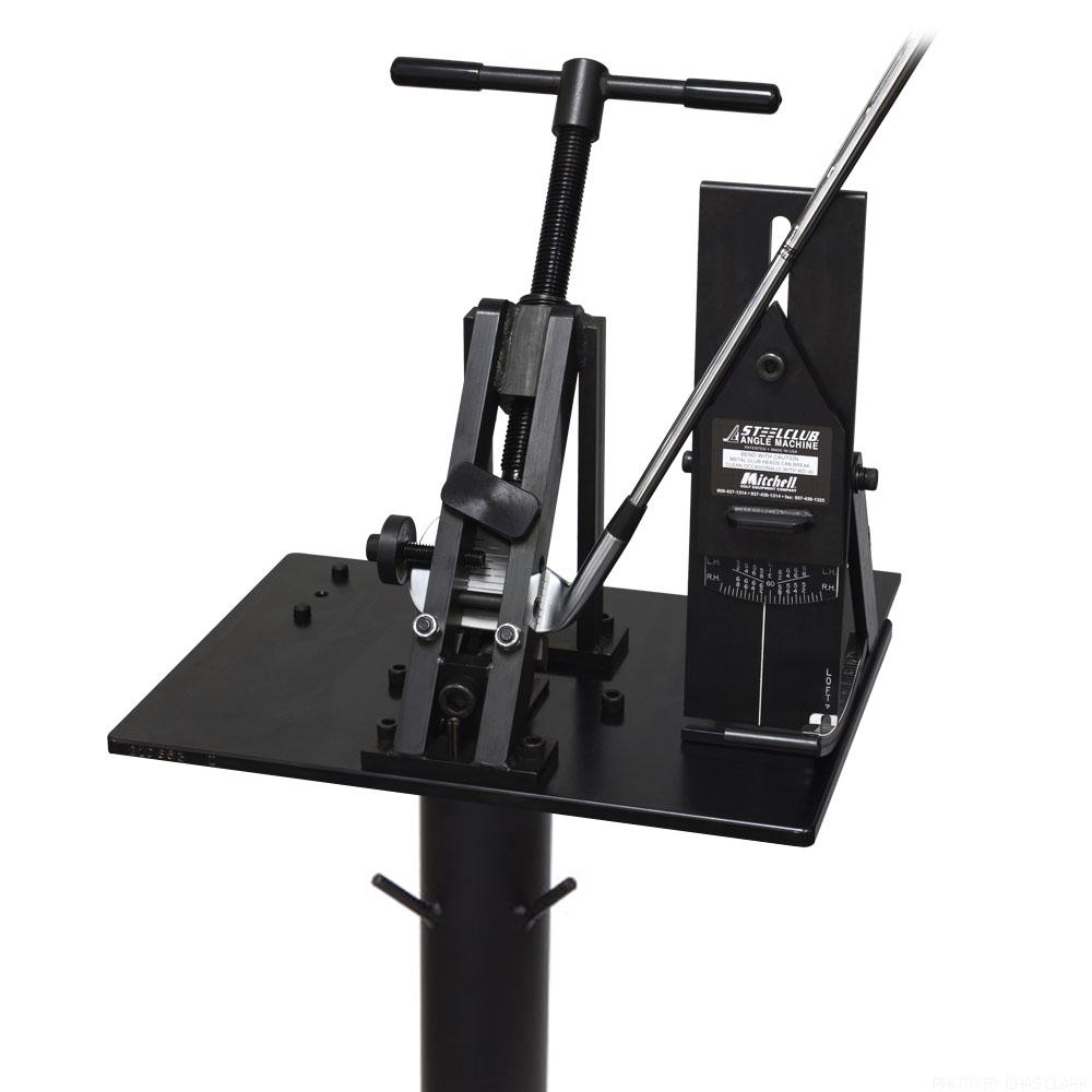 Mitchell Golf Steelclub Angle Machine Irons Mitchell