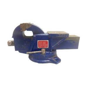 "Swivel Base Bench 4"" Vise"